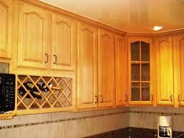 Kitchen Wine Rack Kitchen Cabinets With Wine Rack