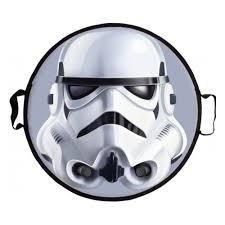 <b>Ледянка 1TOY Star Wars</b> Storm Trooper, , 52 см, круглая — купить ...