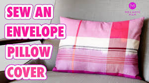 Pillow Cover Pattern