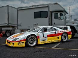 Under the composite body panels, ferrari fitted nothing but the essential bits and pieces to keep the car's overall weight down. Ferrari F40 Challenge Ferrari F40 Ferrari Racing Ferrari