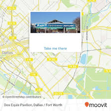 How To Get To Dos Equis Pavilion In Dallas By Bus Or Light