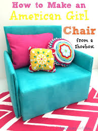 how to make doll furniture. How To Make A Doll Chair Furniture T