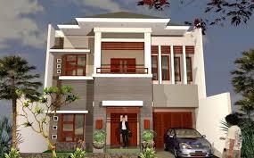 model gambar rumah 2 lantai minimalis modern terbaru 2015 rumah