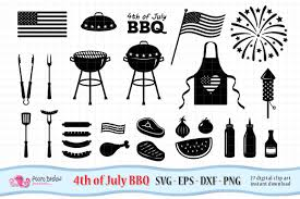 4th of july barbecue svg exle image 1