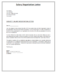 salary negotiation letter is a formal archive composed by the  salary negotiation letter is a formal archive composed by the employee in order to inform the