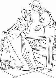 Printable Disney Wedding Coloring Pages Cinderella Coloring Pages
