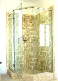 hard water stains on glass shower doors how to clean