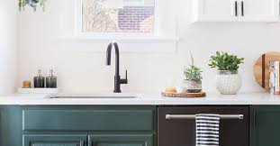Things are getting colorful with kitchen cabinets. 7 Kitchen Cabinet Colors We Can T Stop Swooning Over Real Simple