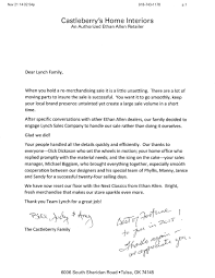 thank you letter leaving job thank you letter  moving