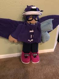Make Roblox Roblox Inspired Plushies Custom Make Your Own Robloxian Etsy