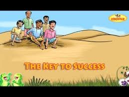 the key to success english m story for kids kidsone
