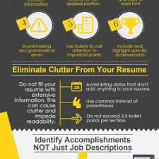 how to make your resume stand out visual ly .