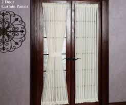 ... Large-size of Particular Q Door Panel Curtains Grey Door Panel Curtains  Grey Door Panel ...