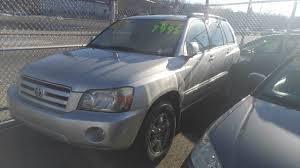 2005 Toyota Highlander AWD 4dr SUV V6 w/3rd Row In Hyde Park MA ...