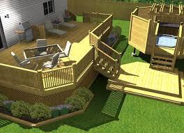 Deck Building  WikipediaBackyard Deck Images
