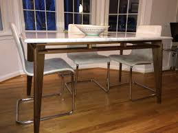 Collection Kitchen Table Legs Pictures Watch Out Theres A - Walnut dining room furniture