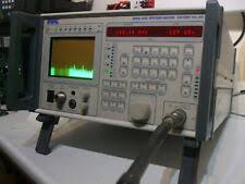 Spectrum Analyser in <b>Oscilloscopes</b> & Vectorscopes for sale | eBay