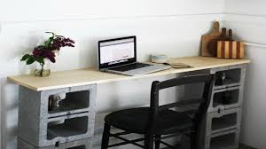 diy standing desk cinder block. Wonderful Desk With Diy Standing Desk Cinder Block