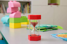 30 Sec Sand Timer 30 Seconds Red