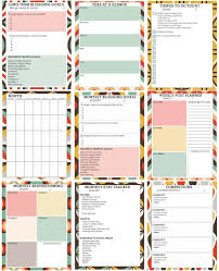 best 25 party planning printable ideas