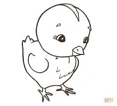 Small Picture Chicken Coloring Pages Free Coloring Pages Coloring Home