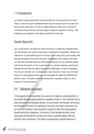Law Cases On Morality Essay Edu Essay