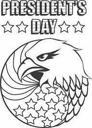 Small Picture Kids will have fun coloring this Presidents Day Coloring Page as