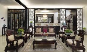 Interior:Architecture Contemporary Asian Interior Design In Living Room  Stunning Living Room In Traditional Asian