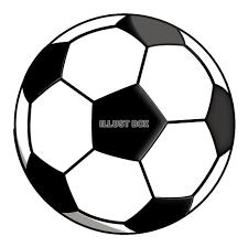 無料イラスト サッカーボール