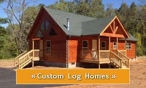 Small Picture Modular Log Cabins Modular Log Homes Mountain Recreation Log