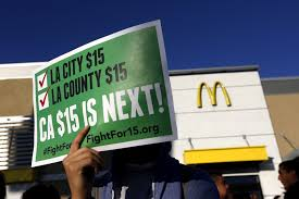 lawmakers forced to choose raise california s minimum wage or lawmakers forced to choose raise california s minimum wage or leave the issue to voters la times