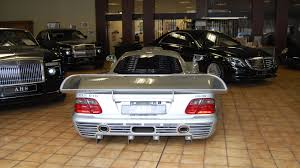 Factory stock bayside blue color upgraded oil cooler upgraded, larger intercooler exhaust silencer included nismo 320km/h gauge cluster impul cpu. You Can Buy This Mercedes Benz Clk Gtr For 2 7 Million