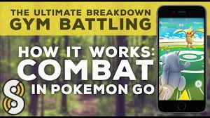 How Battling Works in Pokemon GO - Research from The Silph Road - YouTube