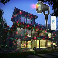 Crystal Ridge Puyallup Christmas Lights Landscape Laser Lights Party Christmas Lights Spotlights