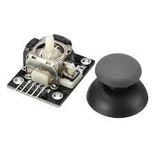 <b>PS2 Game Joystick Push</b> Button Switch Sensor Module