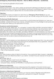New Nurse Resume Template – Rootandheart.co