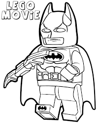Lego Emmet Coloring Pages With Lego Movie Coloring Sheets Pages To