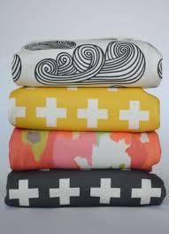 hello wonderful   modern and hip baby blankets