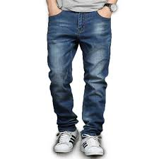 Light Summer Jeans Mens Us 35 7 Plus Size Mens Spring Summer Jeans Stretch Lightweight Straight Denim Pants 2017 New Arrival 28 48 In Jeans From Mens Clothing On