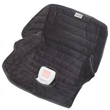 kiddopotamus by summer infant deluxe piddle pad car seat protector 2 pack