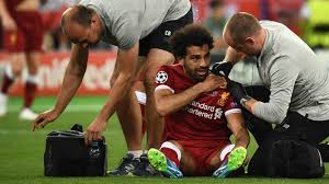 Salah Injury