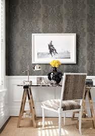 wallpaper designs for office. Darien Chair From Thibaut Fine Furniture In Tigris Velvet Woven Fabric Brown. Damask WallpaperWallpaper DesignsGrey OfficeFrench Wallpaper Designs For Office N