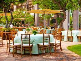 Outdoor Table Decor Outdoor And Patio Pool Backyard Wedding Decorations Combined With