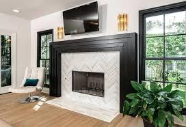 ceramic tile fireplace surround design ideas best on white t ceramic tile fireplace surround design ideas subway fireplaces modern