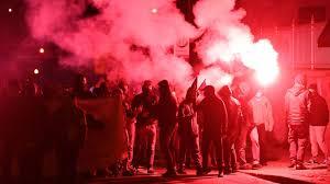 Leipzig erlebt dritte Krawallnacht - ZDFheute