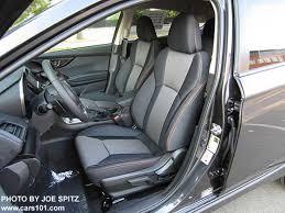 2018 subaru premium.  subaru 2018 subaru crosstrek premium driveru0027s seat with manual pumplever height  adjustment black cloth with subaru premium x