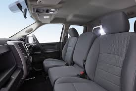 the cabin of the ram 1500 is well and truly the most comfortable of any dual