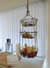 hanging produce baskets - tiffany lane