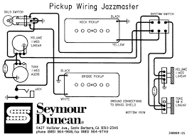 all parts jazzmaster wiring diagram schematics Ã' the goodies Ã' fender s jazzmaster jaguar the jazzmaster wiring seymour duncan schematic