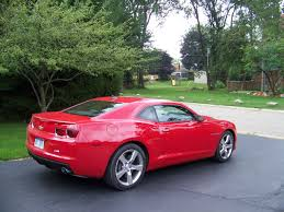 Review: 2010 Chevrolet Camaro SS - The Truth About Cars